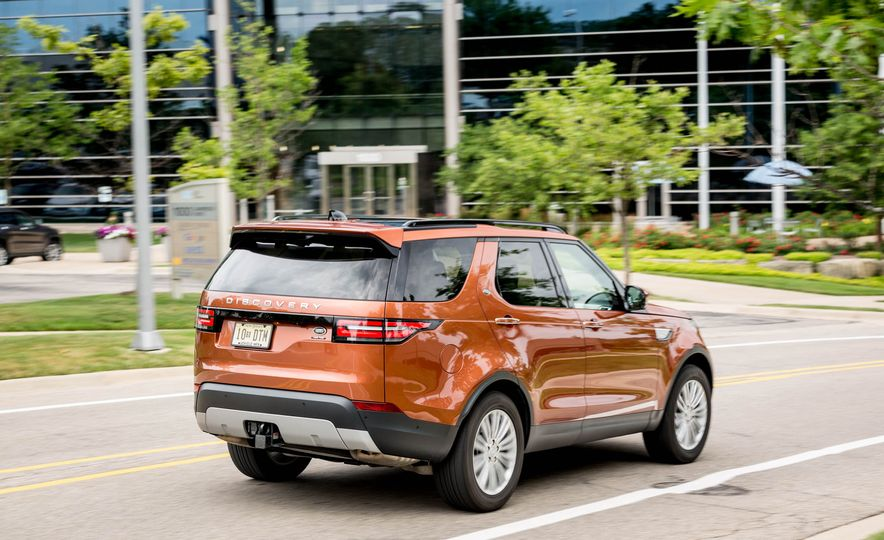 2017 Land Rover Discovery HSE Td6 - Slide 5