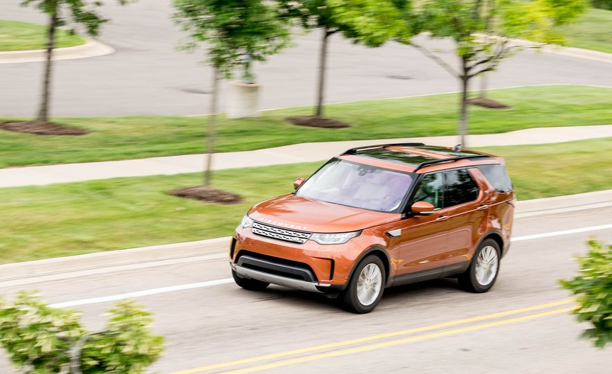 2017 Land Rover Discovery HSE Td6 - Slide 6