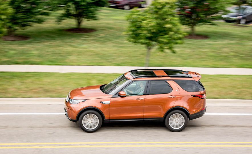 2017 Land Rover Discovery HSE Td6 - Slide 7