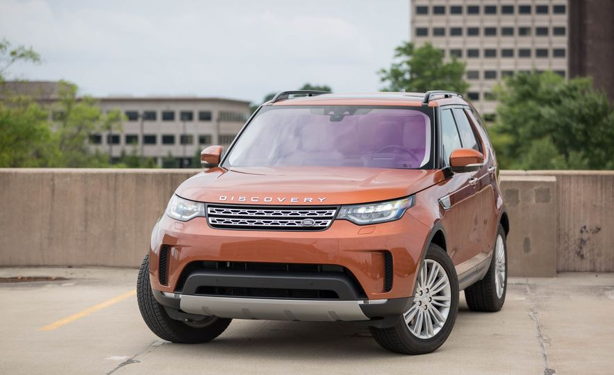 2017 Land Rover Discovery HSE Td6 - Slide 10