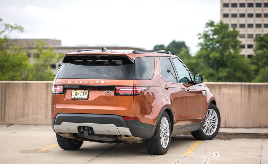 2017 Land Rover Discovery HSE Td6 - Slide 13