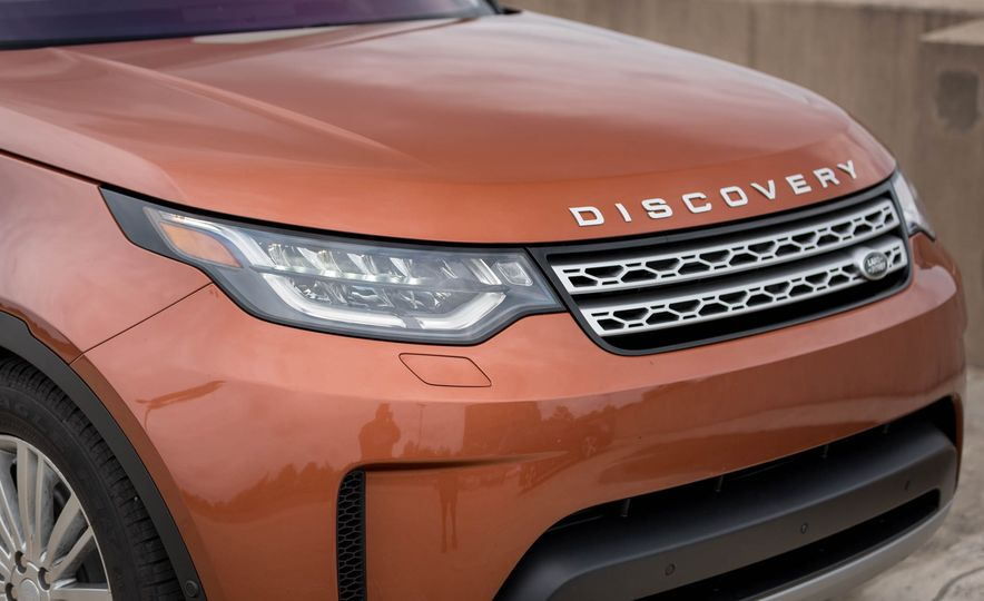 2017 Land Rover Discovery HSE Td6 - Slide 14
