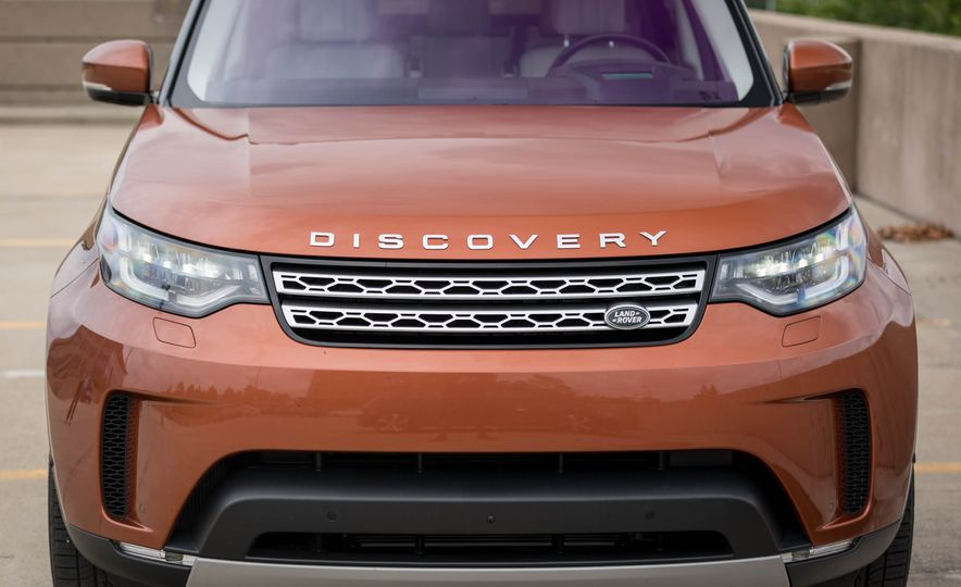 2017 Land Rover Discovery HSE Td6 - Slide 15