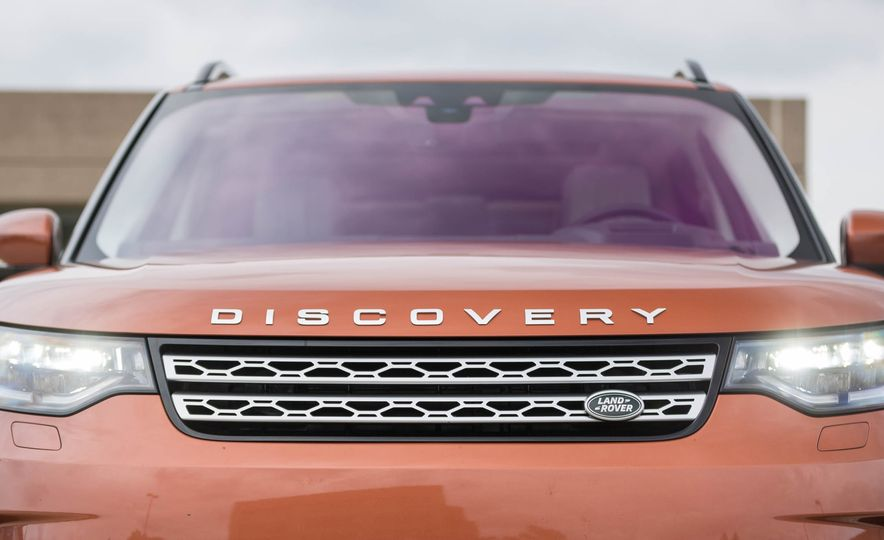 2017 Land Rover Discovery HSE Td6 - Slide 16