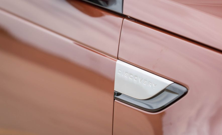 2017 Land Rover Discovery HSE Td6 - Slide 18