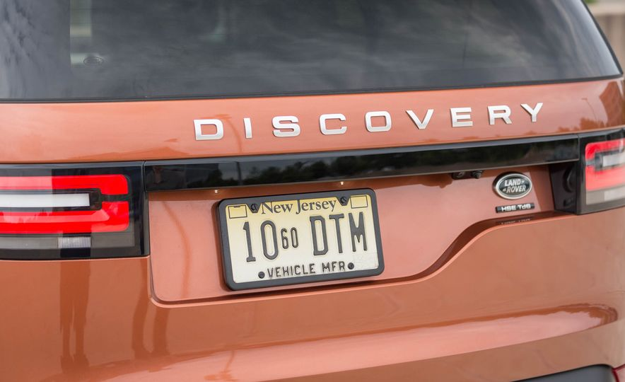 2017 Land Rover Discovery HSE Td6 - Slide 21