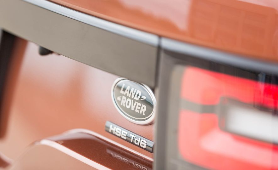 2017 Land Rover Discovery HSE Td6 - Slide 23