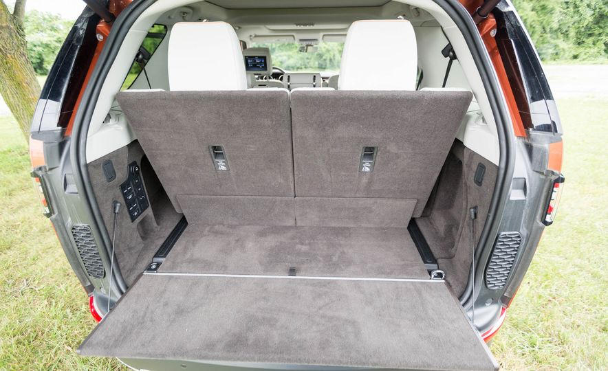 2017 Land Rover Discovery HSE Td6 - Slide 46