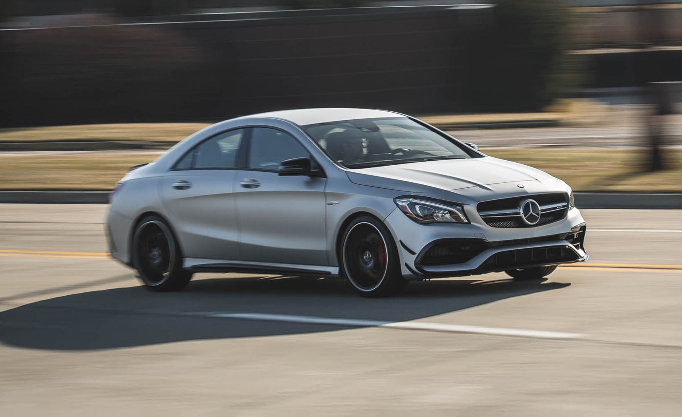 2018 Mercedes-AMG CLA45