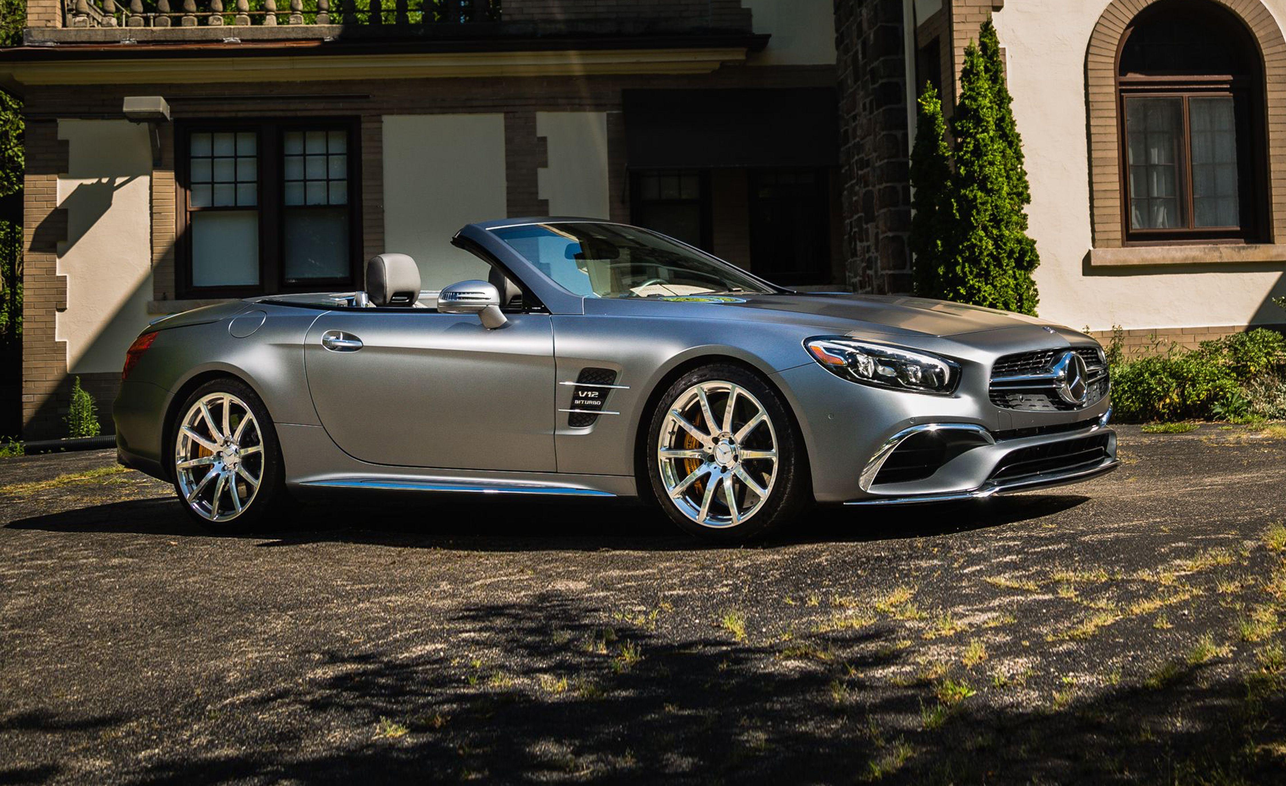 New Dodge Trucks 2018 >> 2019 Mercedes-AMG SL63 / SL65 Reviews   Mercedes-AMG SL63