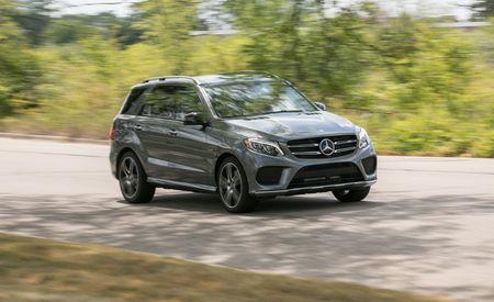 2018 Mercedes-AMG GLE43 / GLE43 Coupe