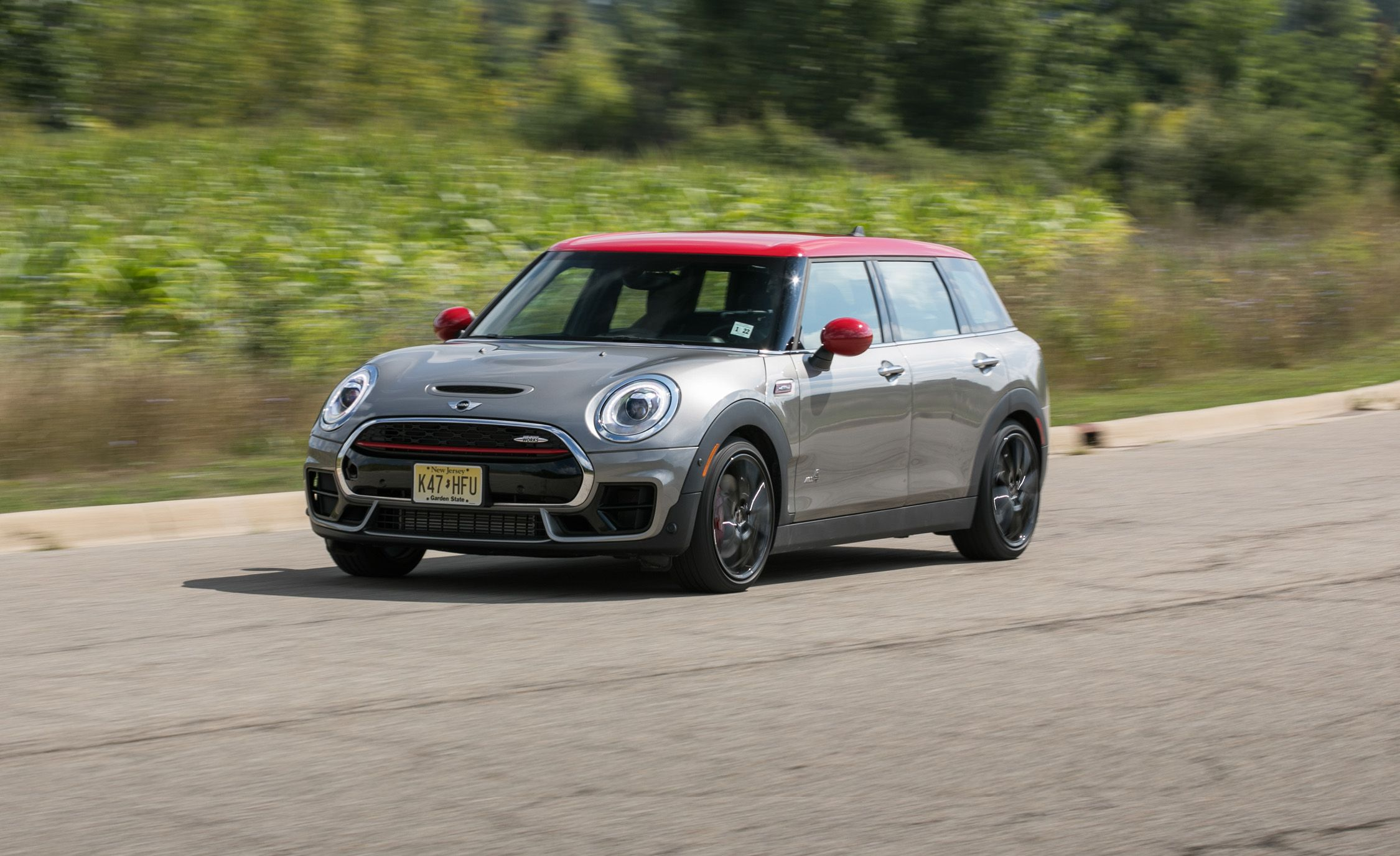 Mini Cooper Clubman JCW Reviews