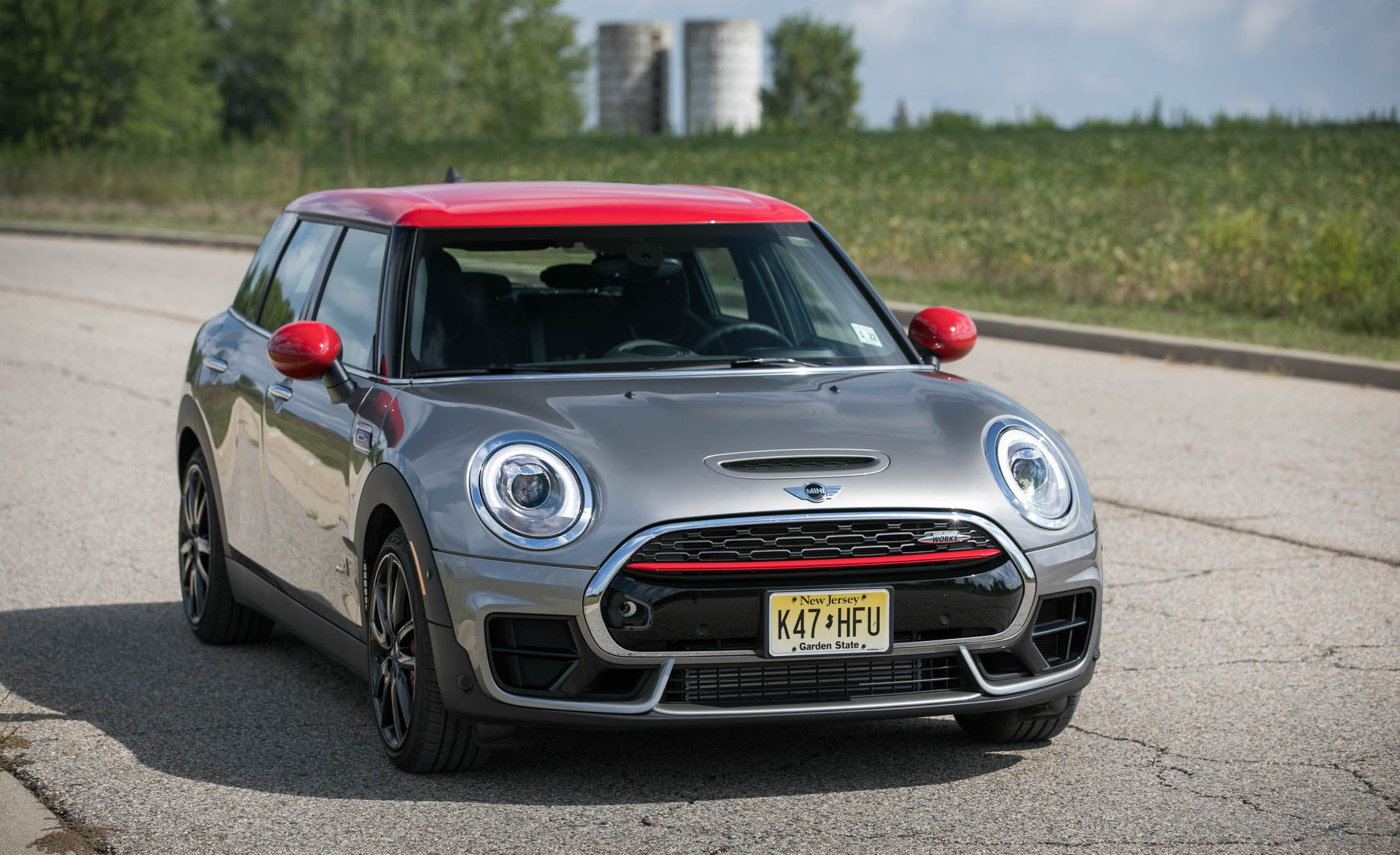 2018 Mini Cooper Clubman JCW Review