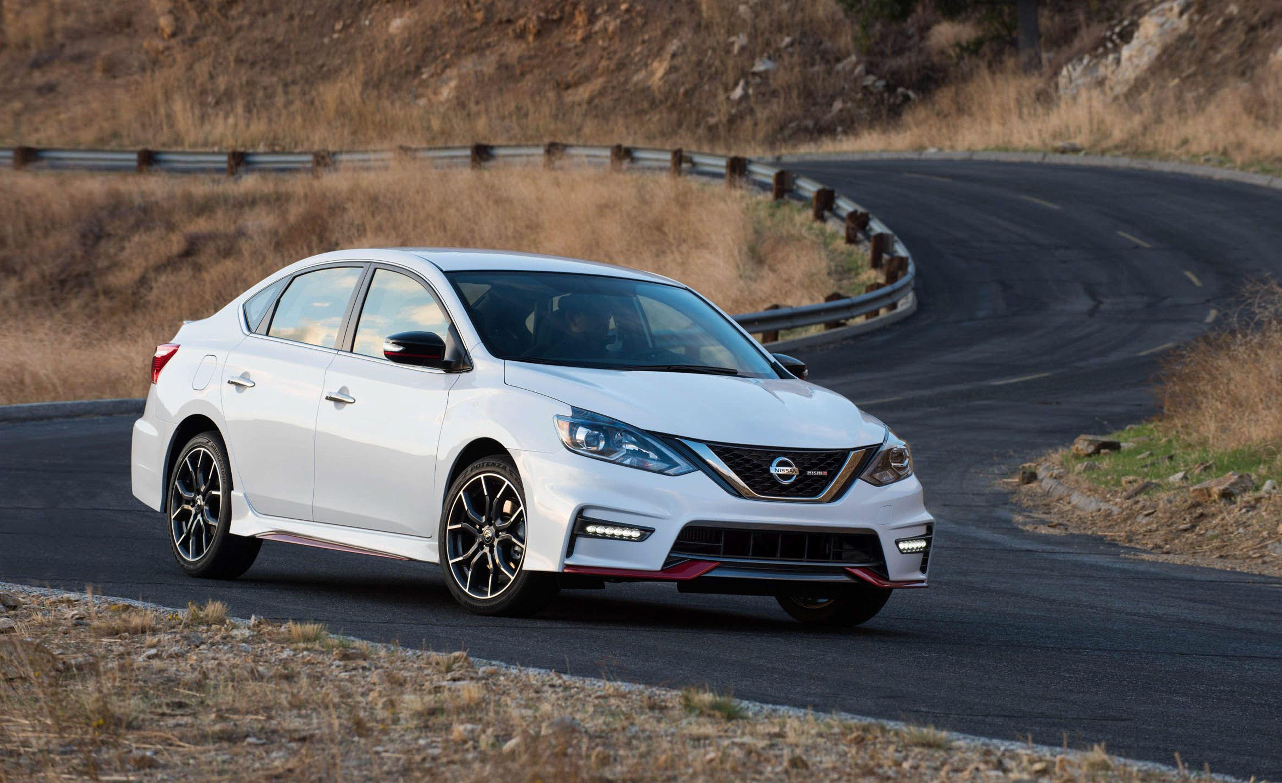 2019 Nissan Sentra Nismo Reviews Price Photos And Specs Car Driver