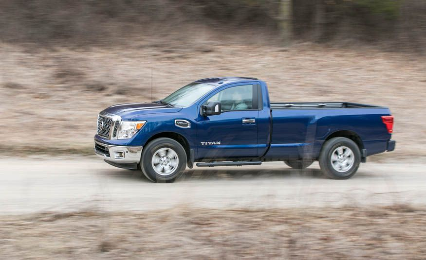 7a27b2fccd1 2019 Nissan Titan Reviews