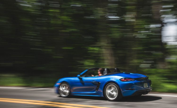 2017 Porsche 718 Boxster S – Long-Term Road Test Review - Gallery