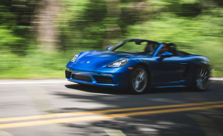 Porsche 718 Boxster S 30,000-Mile Update: Hot Car, Hot Weather, Hot Engine