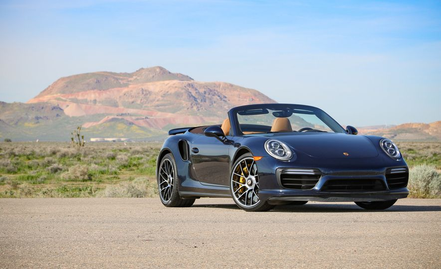Droptop Roundup: Every Convertible Currently on Sale in the U.S. in 2018 - Slide 34