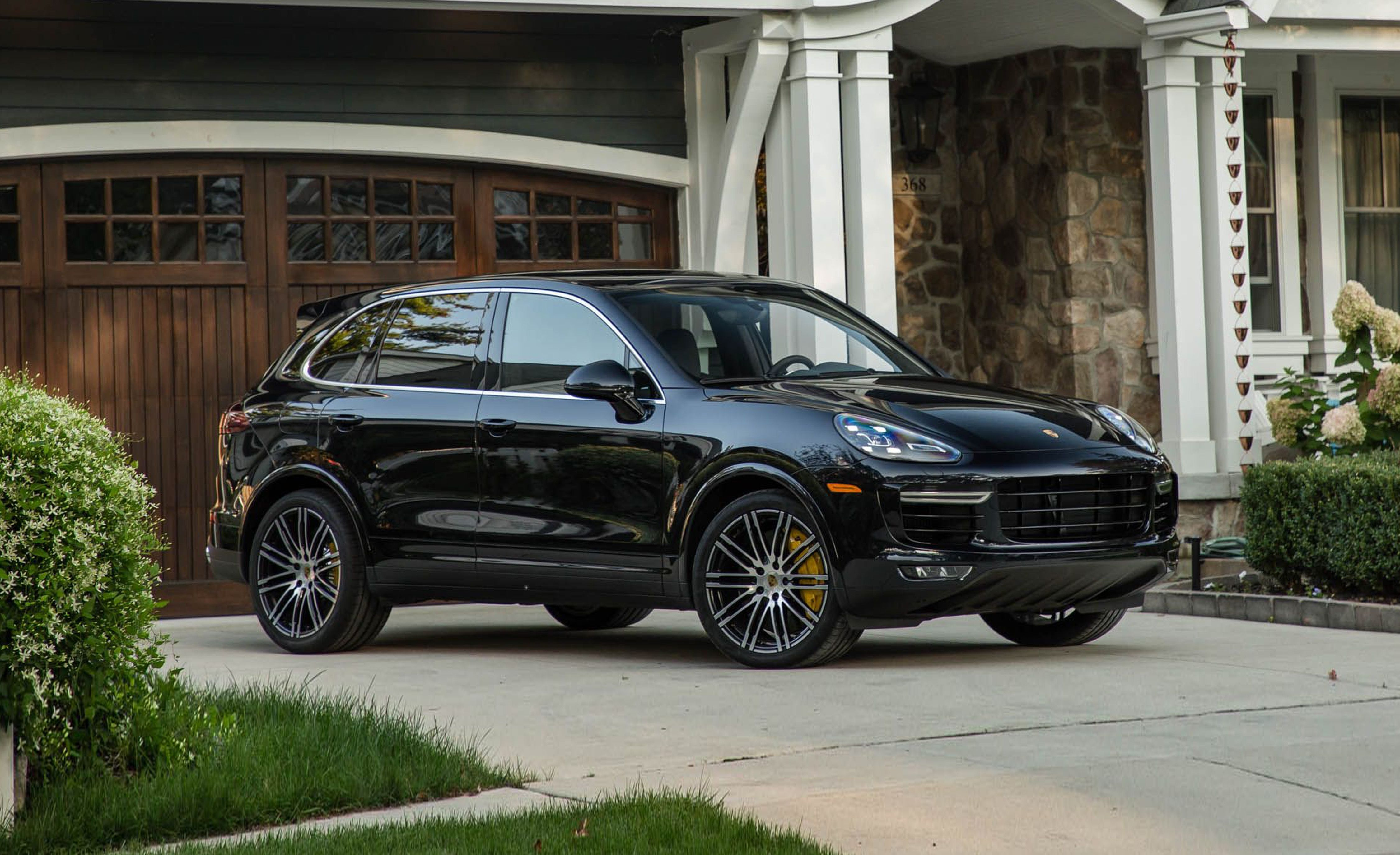 2019 Porsche Cayenne Turbo S Reviews Price Photos And Specs Car Driver