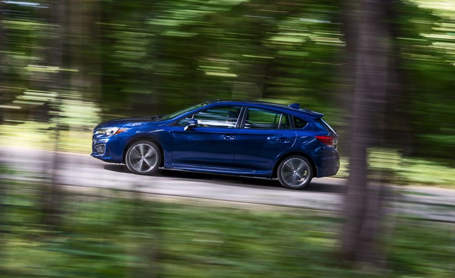 Over 40 000 Miles Our 2017 Subaru Impreza Is Unexciting In Good And Bad Ways
