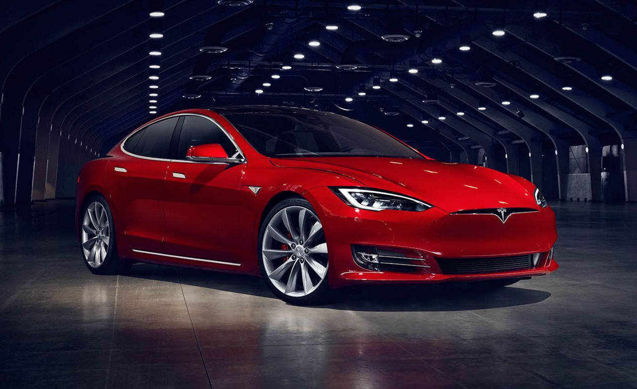Tesla P90d For Sale >> 2017 Tesla Model S Photos and Info | News | Car and Driver