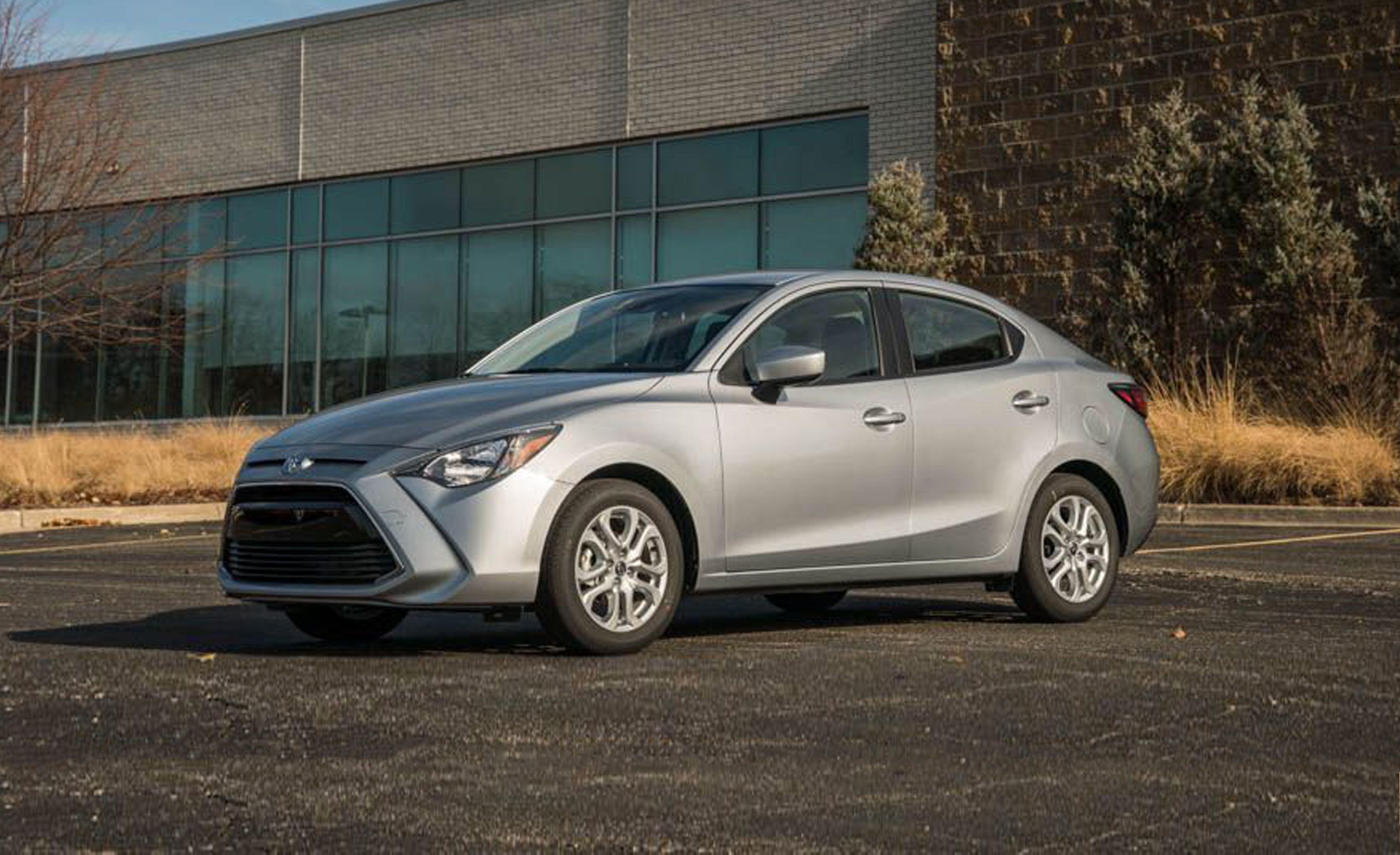 2019 Toyota Yaris Ia Reviews Price Photos And Specs Car Driver