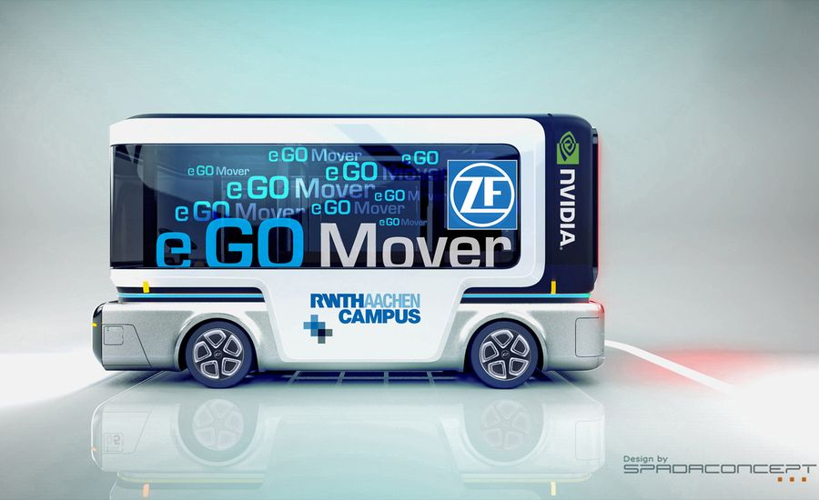 ZF Teams with Tech Startups to Diversify beyond Transmissions