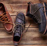 Footwear, Shoe, Brown, Still life photography, Leather, Oxford shoe, Still life, Stock photography, Wood, Sandal,