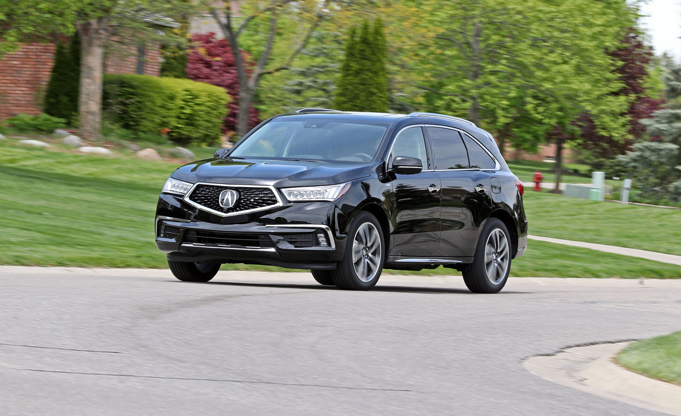 The Acura RDX ASpec Looks Good But Trails The Competition - Acura mdx coilovers