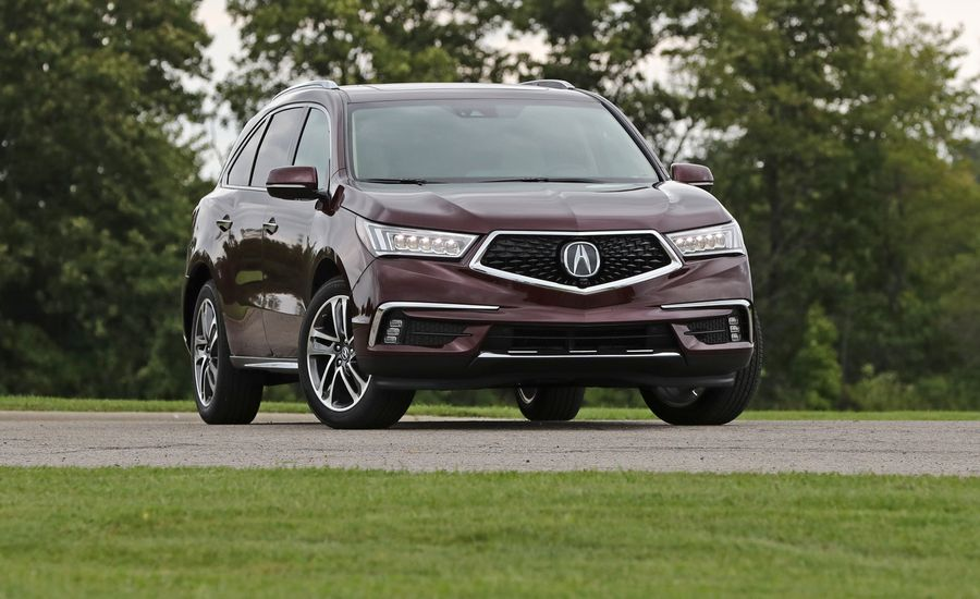 Acura MDX Engine And Transmission Review Car And Driver - Acura transmission