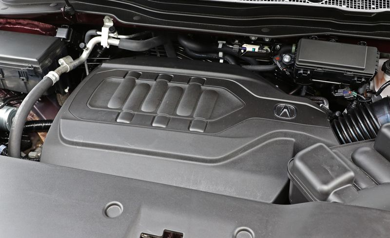 Acura MDX Engine And Transmission Review Car And Driver - Acura engines