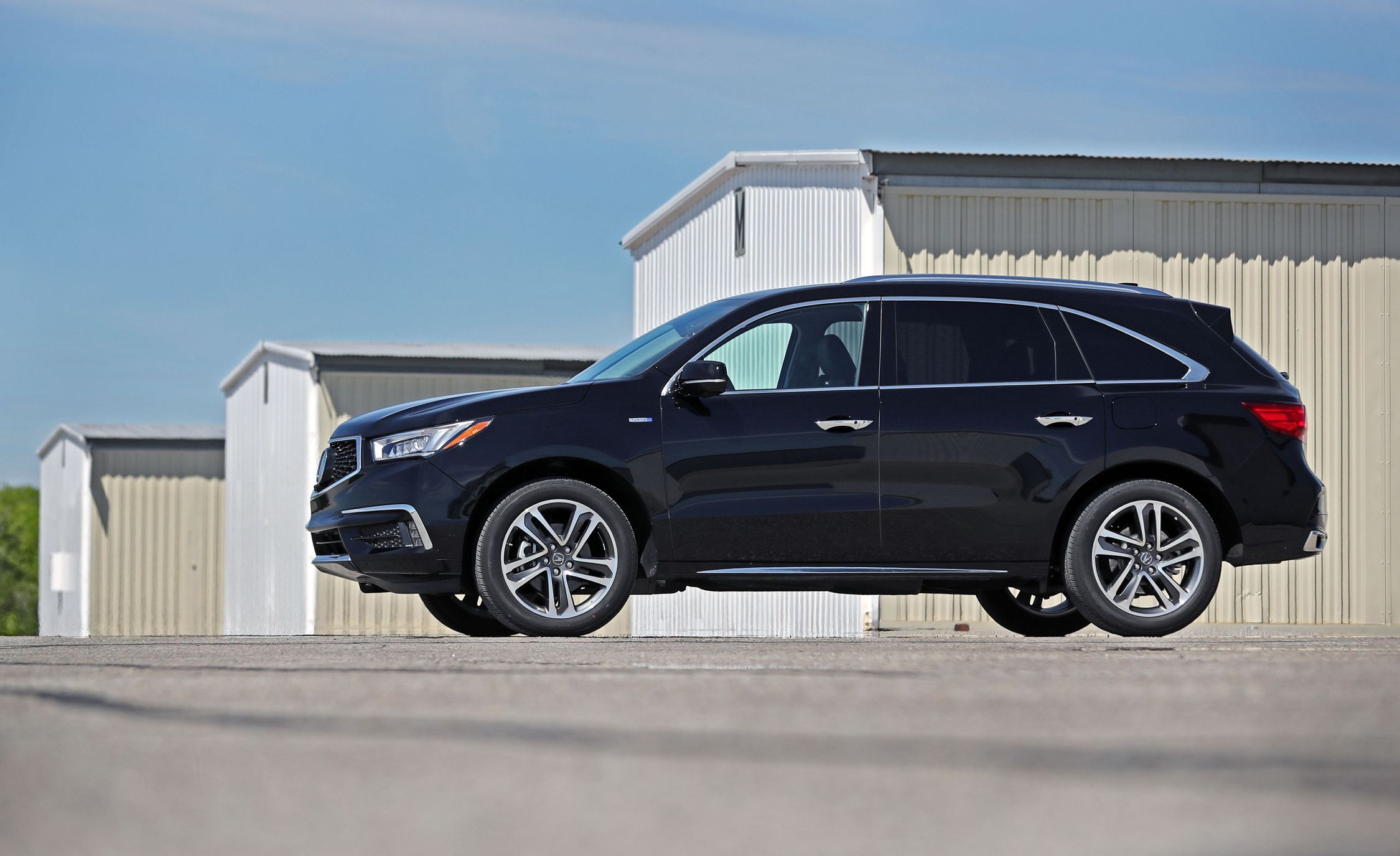 Acura MDX Engine And Transmission Review Car And Driver - Www acura mdx 2018