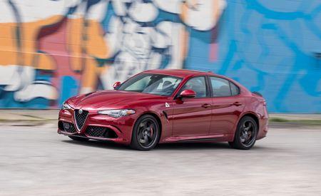 2018 Alfa Romeo Giulia Quadrifoglio - In-Depth Review - Gallery