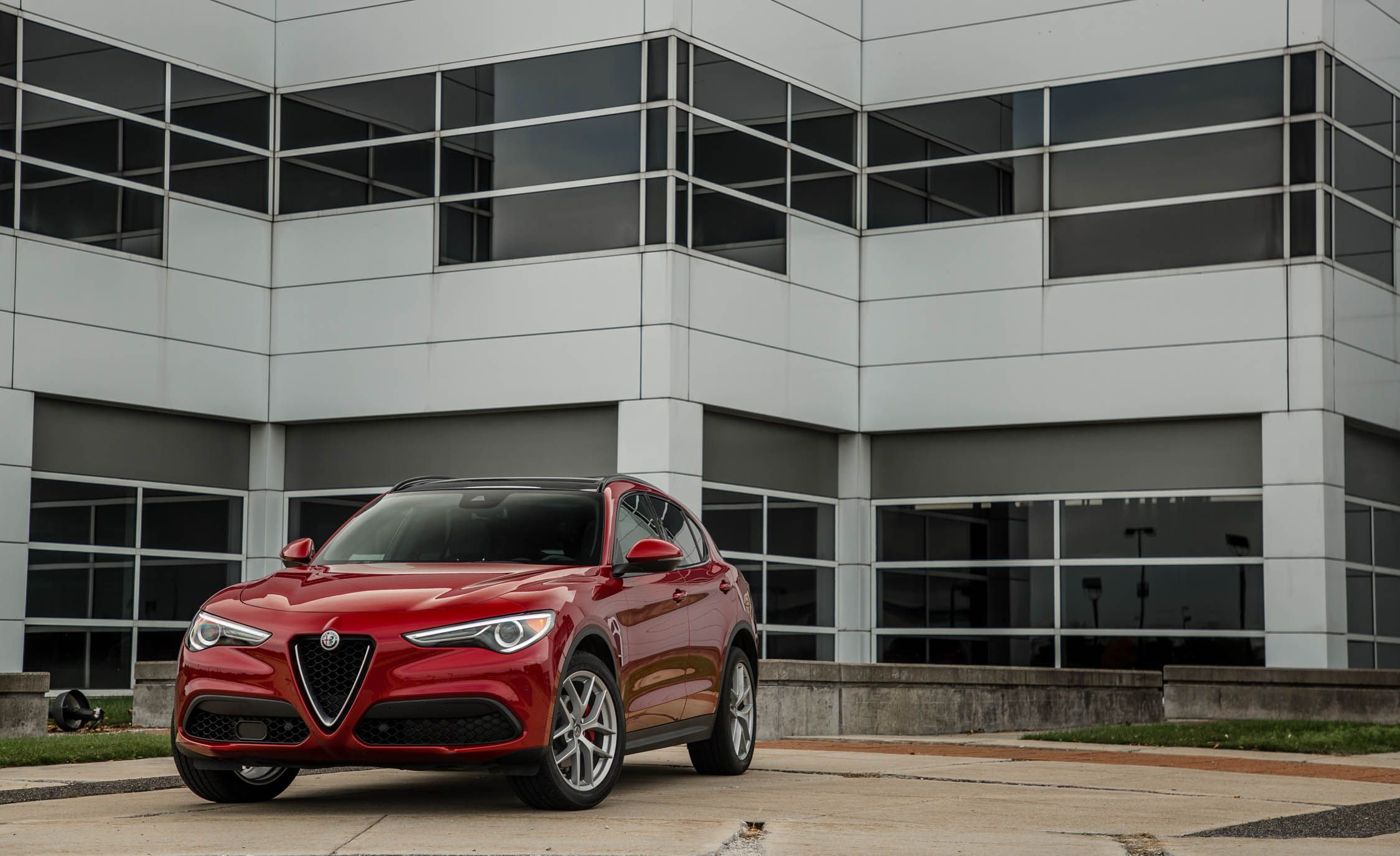 2018 Alfa Romeo Stelvio | Engine and Transmission Review | Car and Driver