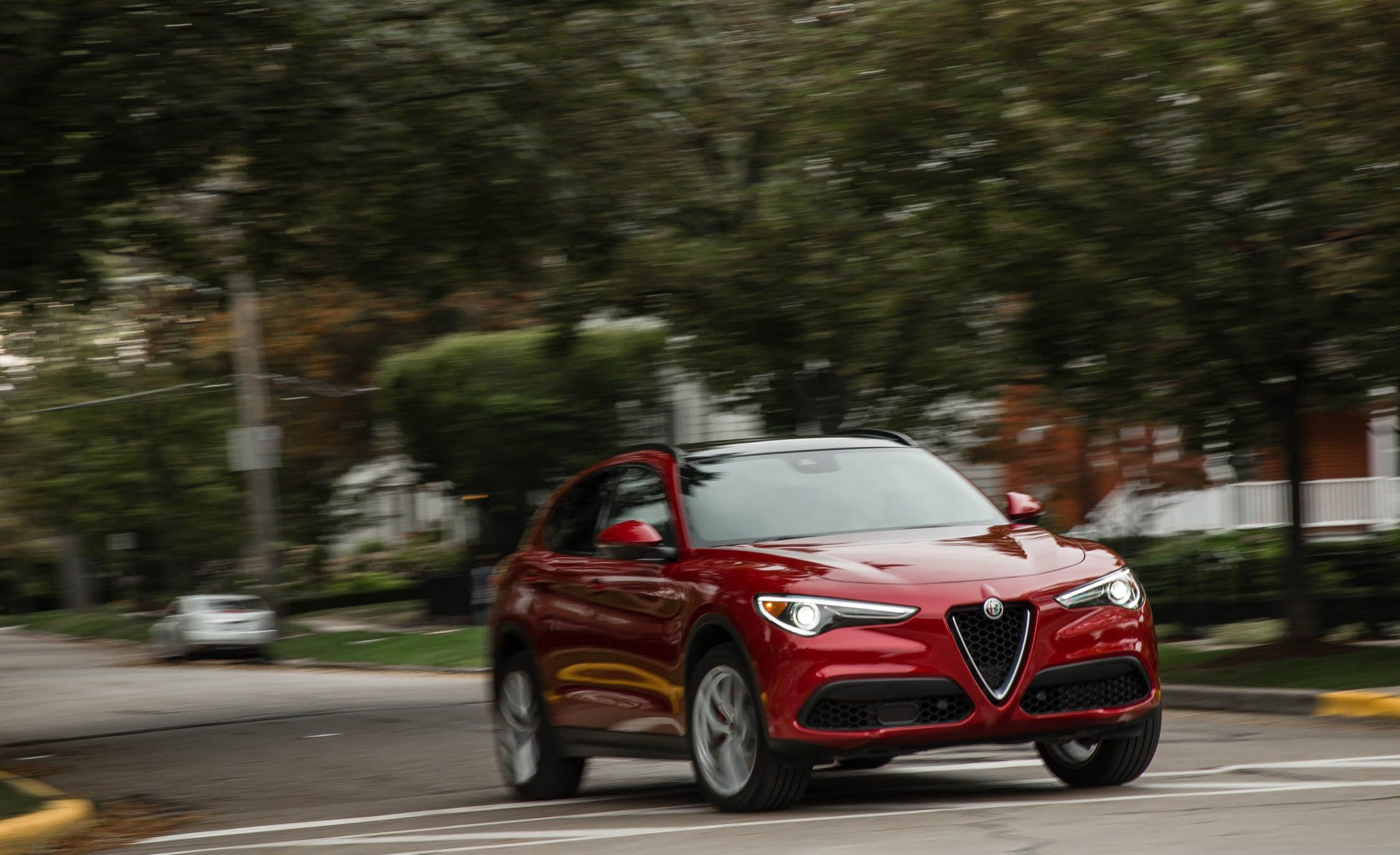 2018 Alfa Romeo Stelvio | Engine and Transmission Review | Car and Driver