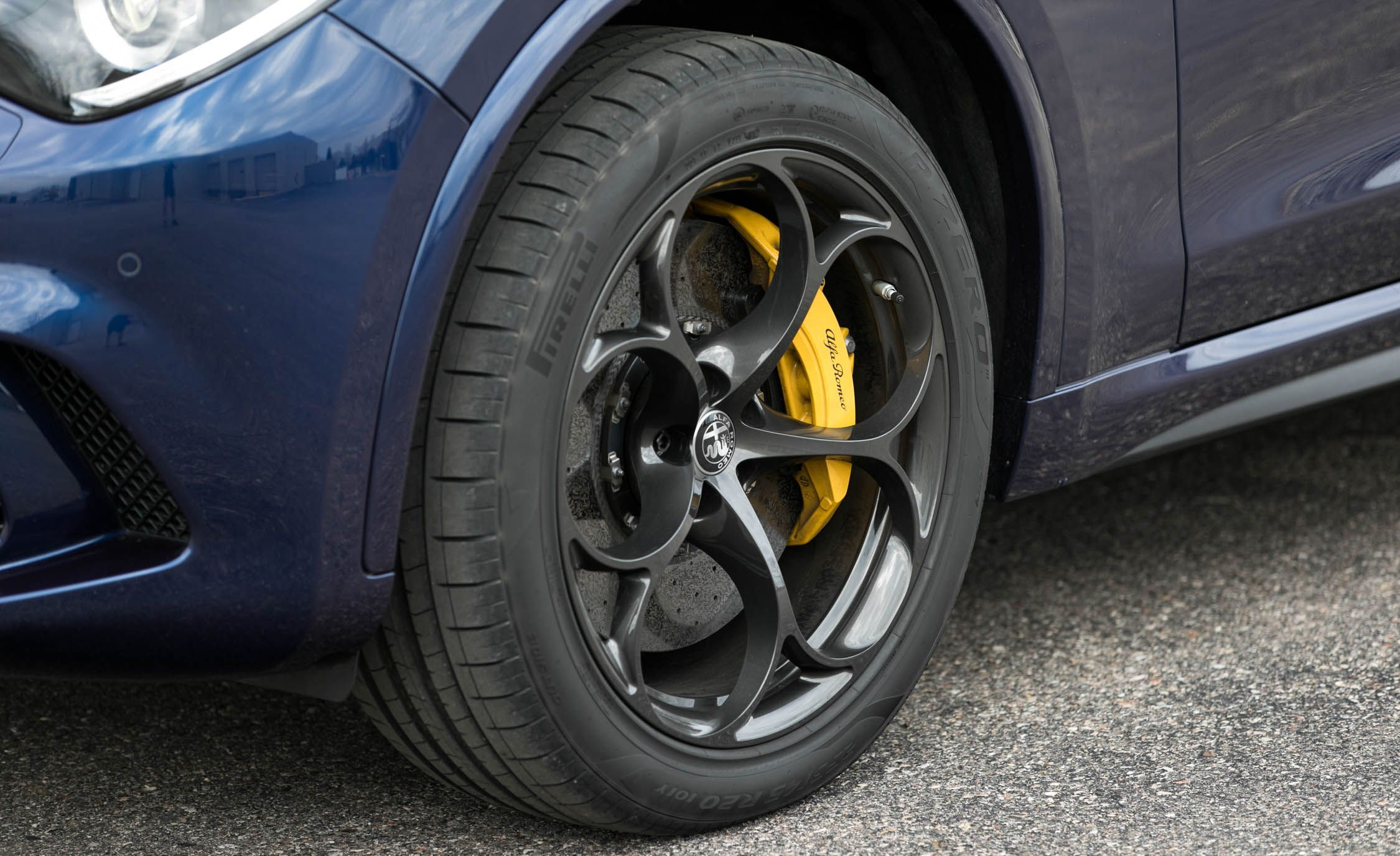 2019 Alfa Romeo Stelvio Quadrifoglio Reviews Alfa Romeo Stelvio