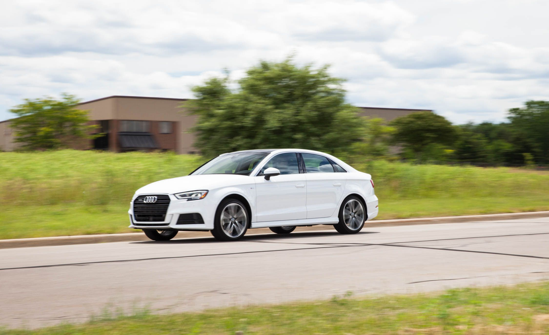 2018 Audi A3 In Depth Model Review Car And Driver