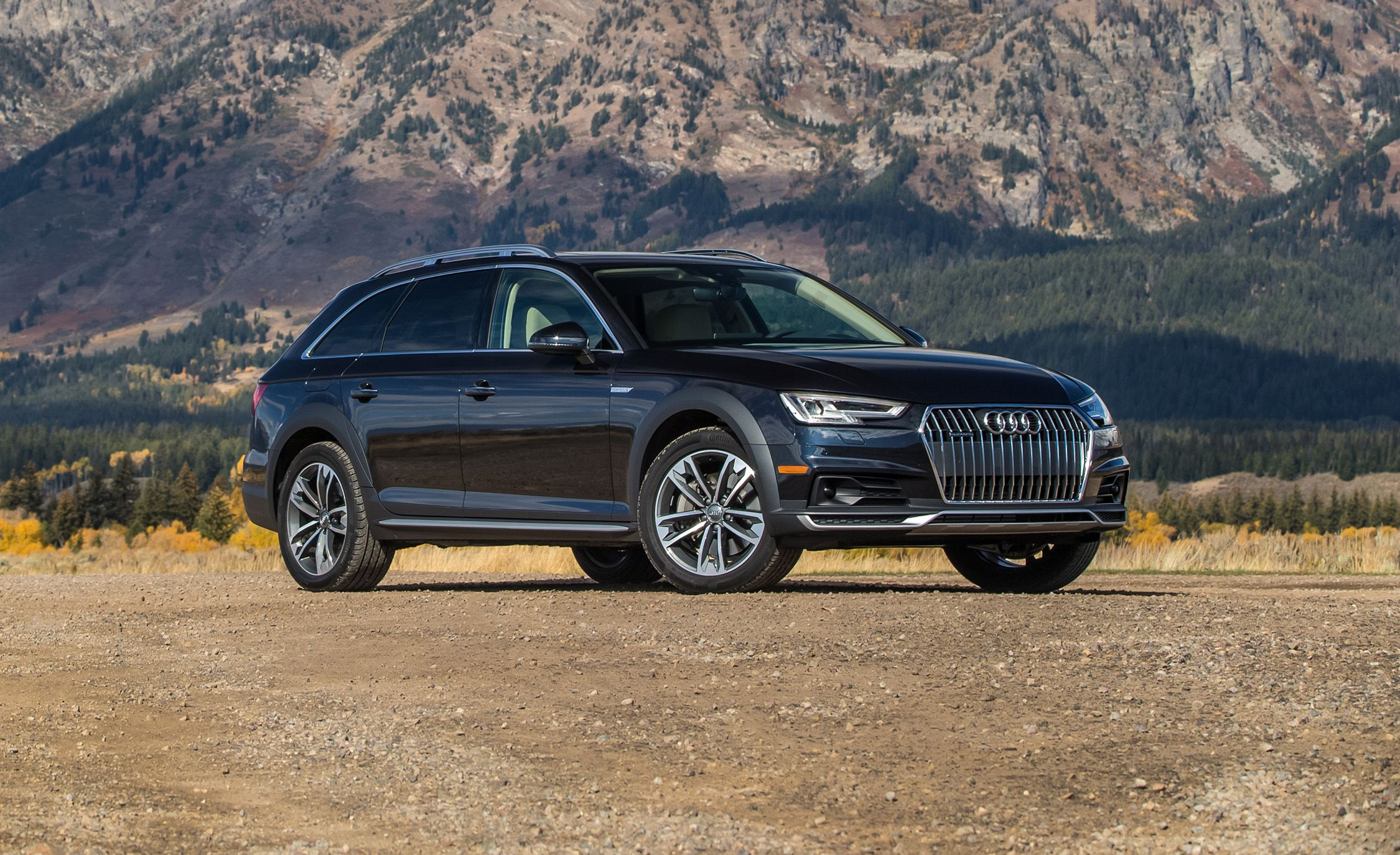 2018 Audi A4 Allroad In Depth Model Review Car And Driver