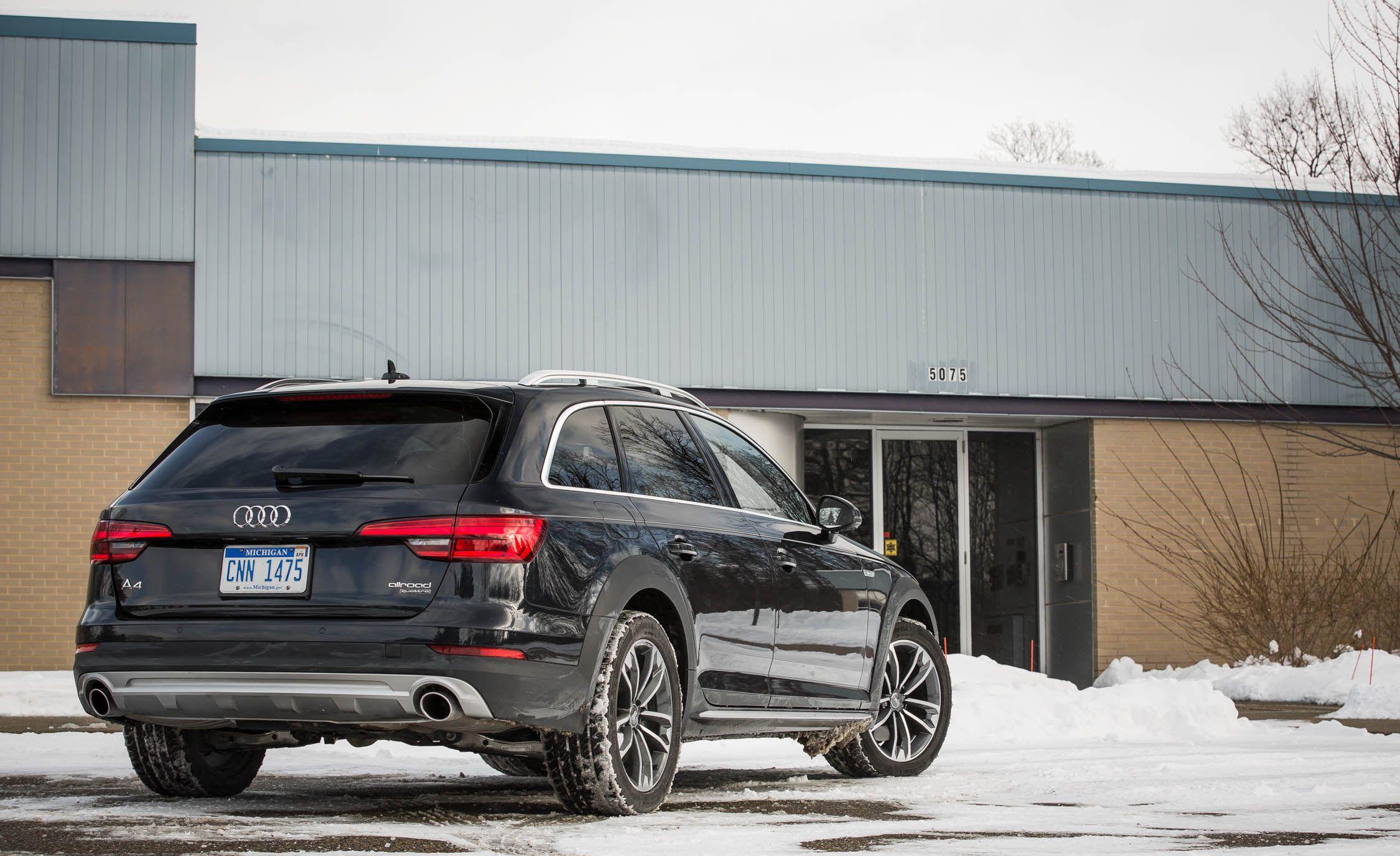 Audi A4 Allroad Quattro Reviews