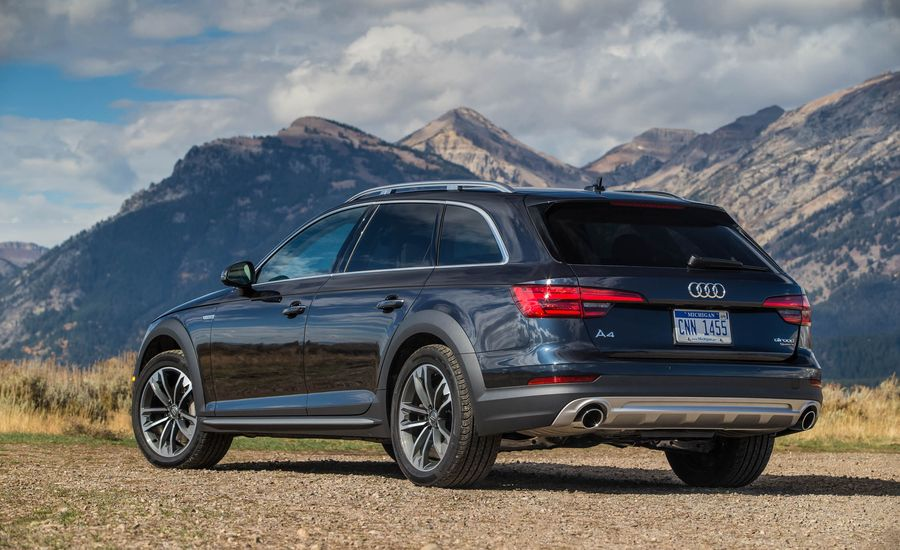 Audi A Allroad Warranty And Maintenance Coverage Review - Audi a4 maintenance schedule