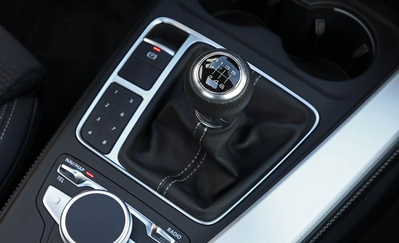 audi a4 and a5 drop manual transmission option for 2019 rh caranddriver com 2017 audi manual transmission models 7 Speed Manual Transmission