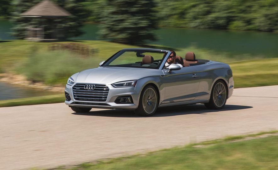 Droptop Roundup: Every Convertible Currently on Sale in the U.S. in 2018 - Slide 5