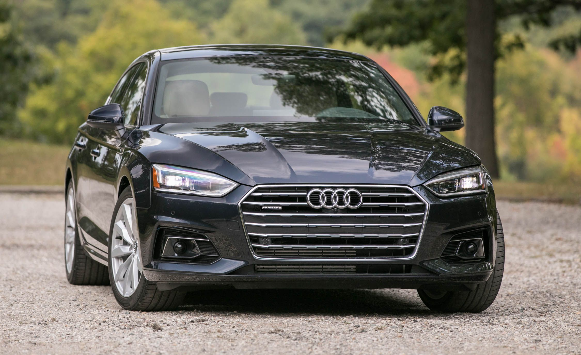 Audi A Sportback Performance And Driving Impressions Review - Audi a5 sportback