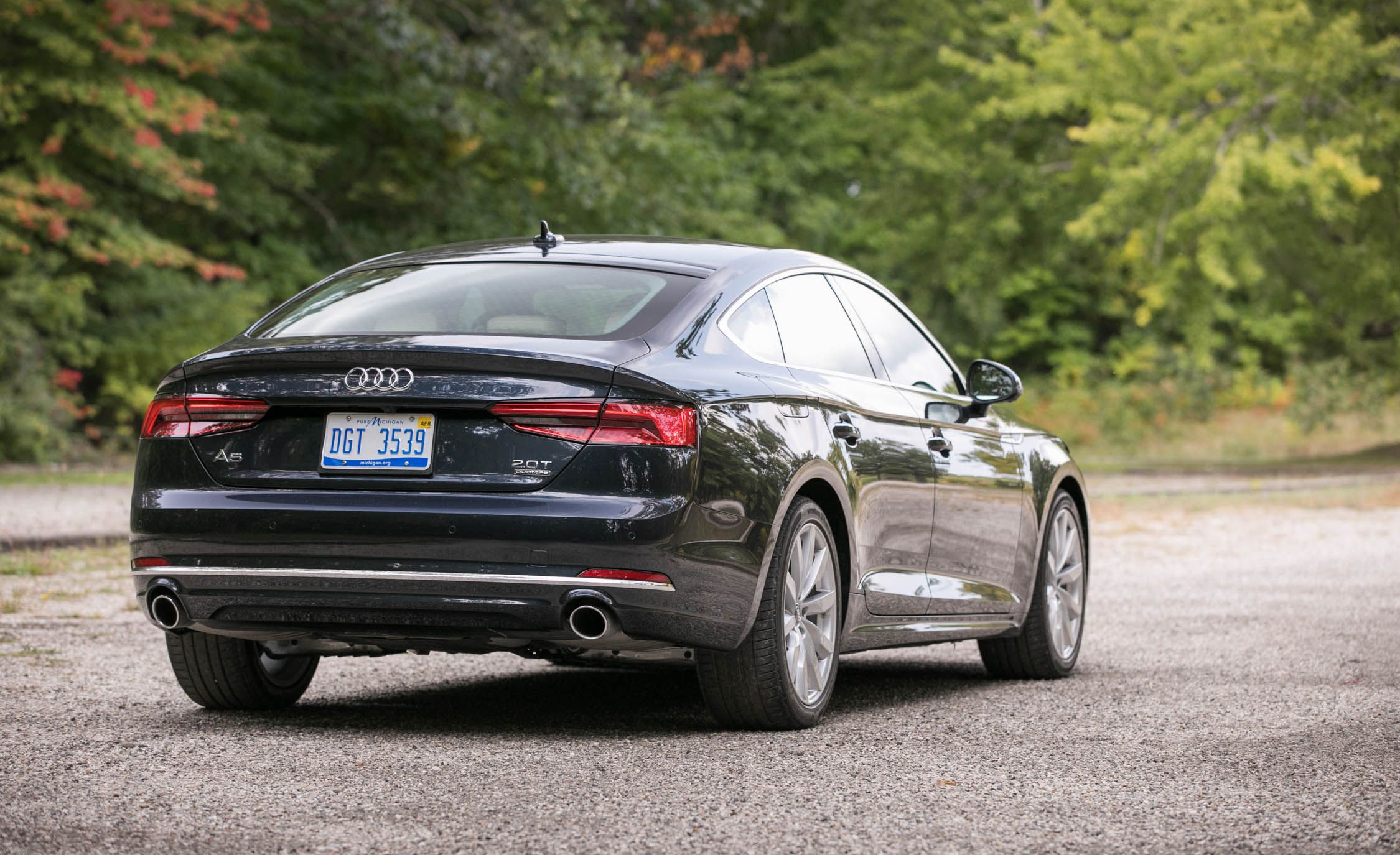 2018 Audi A5 Sportback | Video Review | Car and Driver