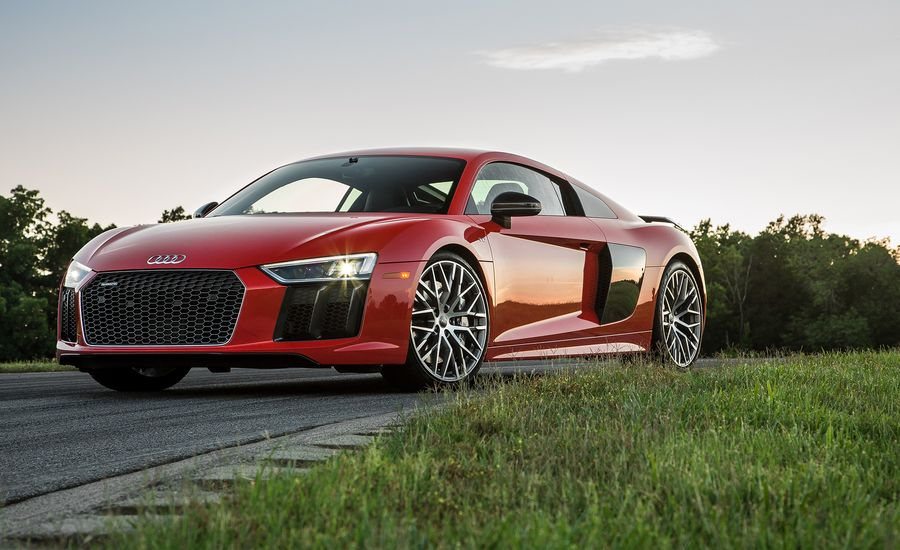 Audi R Review Audi R Coupe And Spyder - Audi r8 2018