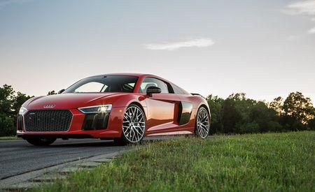 2018 Audi R8 - In-Depth Review - Gallery