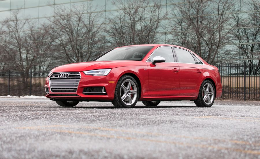 Audi S InDepth Model Review Car And Driver - Audi s4