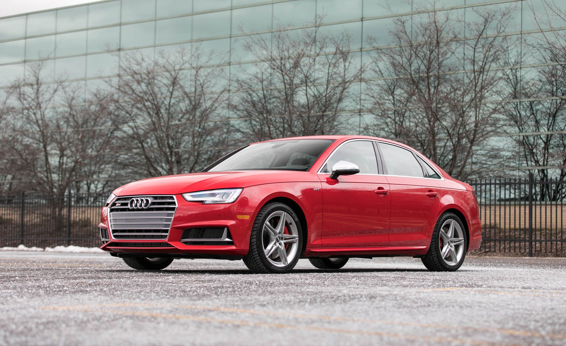 2019 Audi S4 Reviews Audi S4 Price Photos And Specs Car And Driver