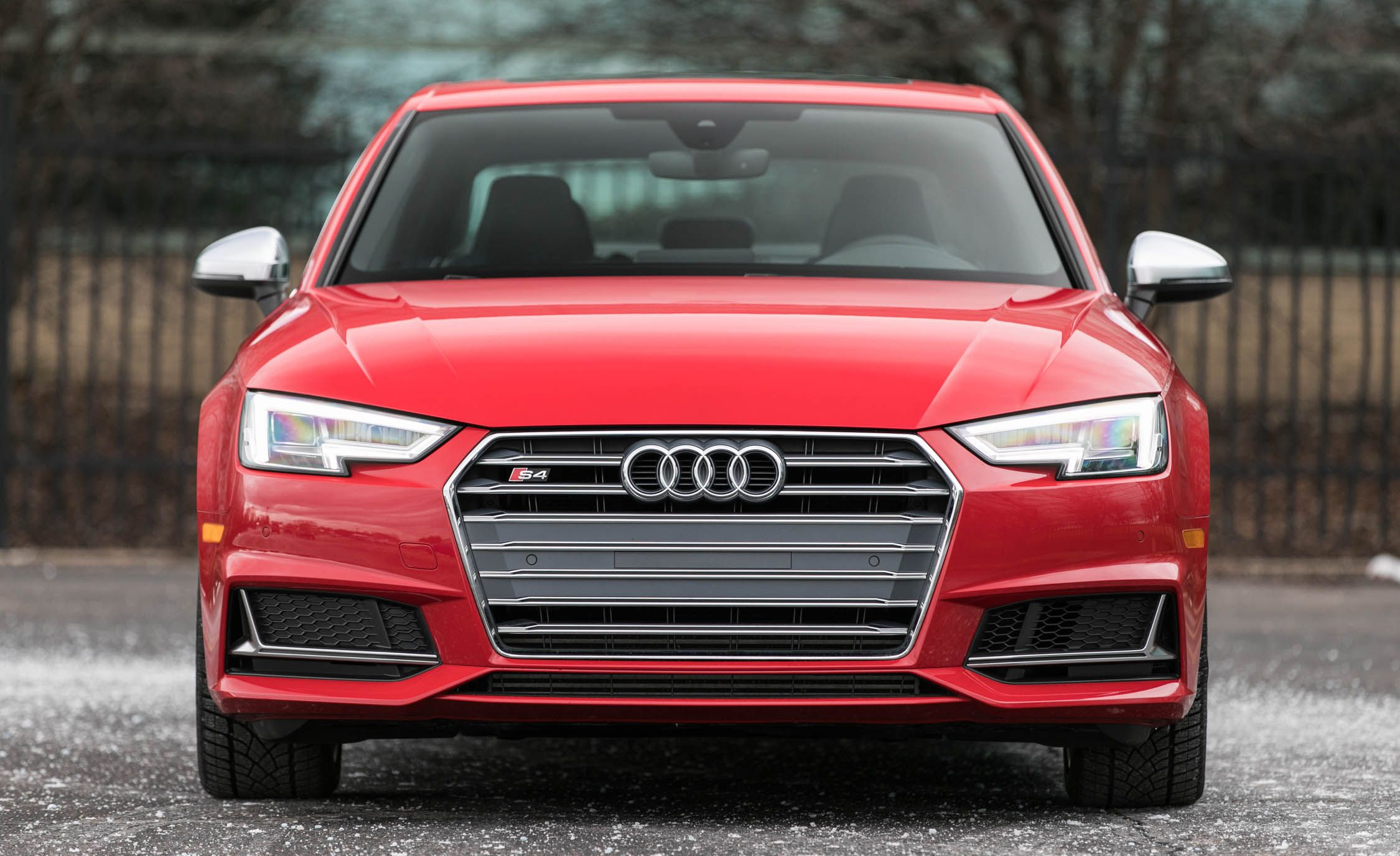 Audi S Reviews Audi S Price Photos And Specs Car And Driver - Audi s4 horsepower