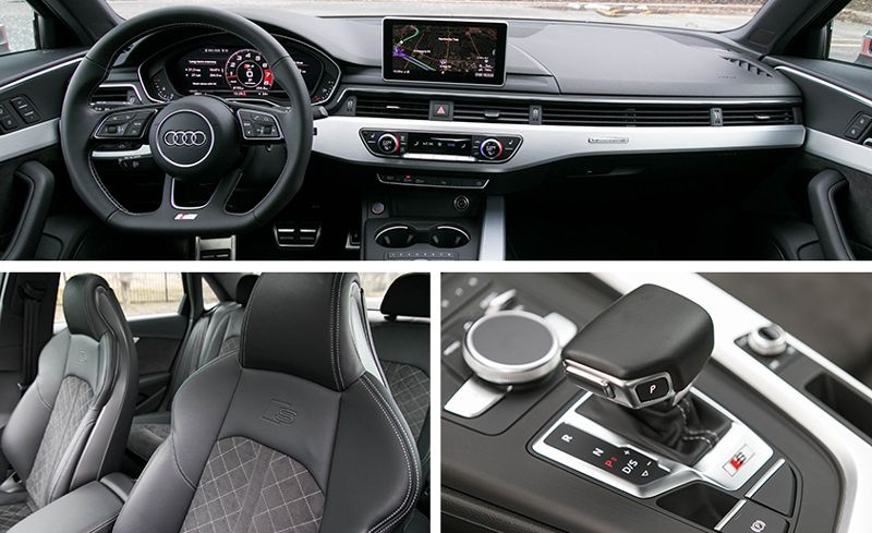2019 Audi S4 Reviews Photos And Specs Car Driver Credit To Https Www Caranddriver
